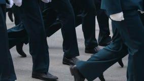 Nogi na Marzec wojskowy zbiory