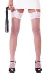 nogi piękna kobieta Fotografia Stock