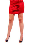 nogi piękna kobieta Zdjęcie Stock