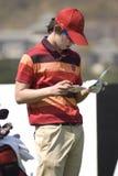 Noh Seung-yul en el trofeo real en Tailandia Fotos de archivo