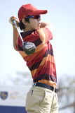 Noh Seung-yul at the Royal Trophy in Thailand Royalty Free Stock Image
