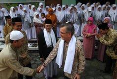 Noi ambasciatore per l'Indonesia immagini stock