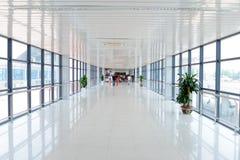 Noi Bai lotniska międzynarodowego wnętrze Fotografia Royalty Free