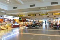 Noi Bai lotniska międzynarodowego wnętrze Zdjęcie Royalty Free