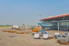 Noi Bai lotnisko międzynarodowe Obrazy Stock