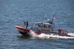 Noi guardia costiera Immagini Stock