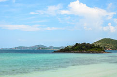 Noi-Insel in Thailand Lizenzfreie Stockfotos
