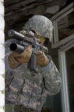 Noi soldato Fotografie Stock
