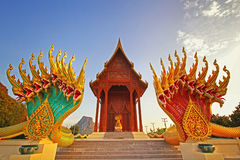 Noi Wat aow, Ταϊλάνδη Στοκ φωτογραφία με δικαίωμα ελεύθερης χρήσης