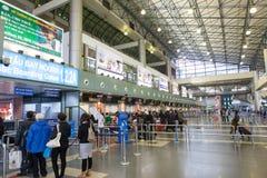 Ανόι, Βιετνάμ NOIBAI AIRPOR Στοκ Φωτογραφία