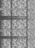 Noirâtre vérifiez fusionner dedans le style avec la texture de fond Illustration Stock