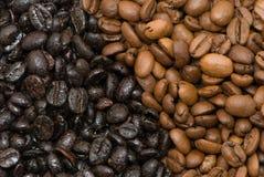 Noir & espresso Stock Foto's