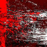 Noir brun blanc rouge de fond grunge d'isolement Images stock