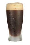 noir de bière Photos libres de droits