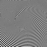Noir et blanc choisissent Art Background Illustration de Vecteur