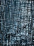 Noir et bleu Photos libres de droits