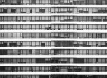 Noir extérieur de modèle moderne de fenêtre de détail d'architecture photo libre de droits