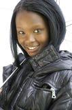 Noir sur le noir Photo libre de droits