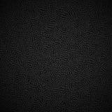 Noircissez la texture en cuir Image libre de droits