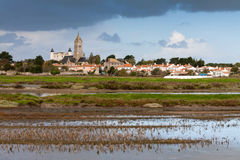 Noirmoutier, Vendee, France Stock Image