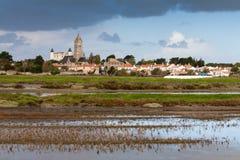Noirmoutier, Vendee, Frankreich Stockbild
