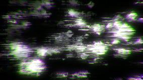 Noise Glitch Damage. Digital backdround. 3d rendering Vector Illustration