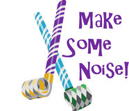 Noise Makers Stock Photos