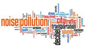 Noise pollution Stock Photos