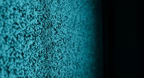 Noise texture, old tv set screen. Tv noise, real analog old television set screen stock image