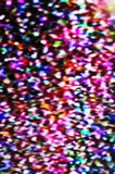 Noise TV. Noise on the TV screen. Noise TV broadcasting stock images