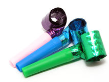 Noisemakers Stock Photos