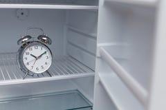 Noisy alarm clock Stock Image