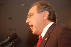 Noite 08 da eleição de Paul Hodes Fotos de Stock Royalty Free