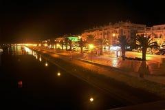 Noite Foto de Stock