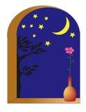 Noite Imagem de Stock Royalty Free