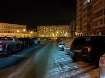 noite Imagens de Stock