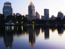Noite Banguecoque Imagem de Stock