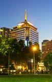 Noite Banguecoque Fotos de Stock