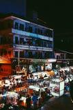 Noite China fotografia de stock royalty free