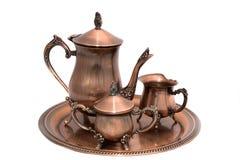 Noite com café. Fotografia de Stock Royalty Free