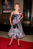 Noite da inauguração de Kaylee Dodson Legally Blonde Play Imagens de Stock Royalty Free