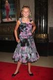 Noite da inauguração de Kaylee Dodson Legally Blonde Play Imagem de Stock Royalty Free