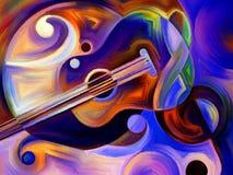 Noite da música ilustração do vetor