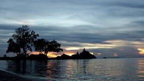 Noite da praia de Wongamat filme