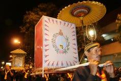 2a noite da tradição de ramadan Fotografia de Stock