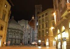 Noite de Florença Imagens de Stock
