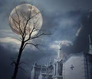 Noite de todos os medos Foto de Stock Royalty Free