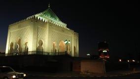 Noite do hassane de Rabat Imagem de Stock