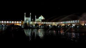 Noite em Isfahan video estoque