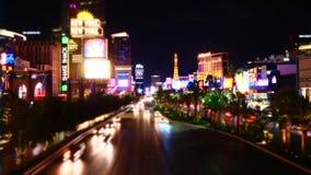 Noite em Las Vegas video estoque